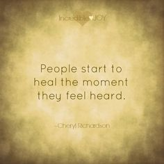 being-heard-quote