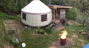 yurt overhead